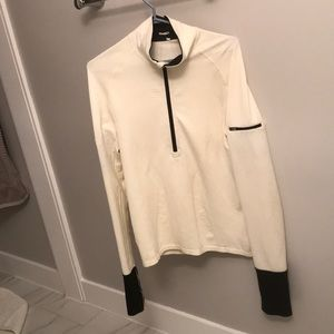 Lululemon zip wet dry warm